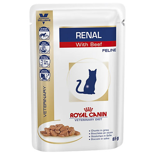 Royal Canin Veterinary Diet RENAL POUCH