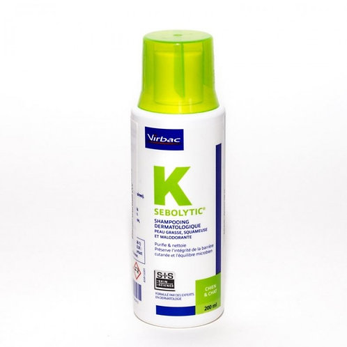VIRBAC Sebolytic šampon