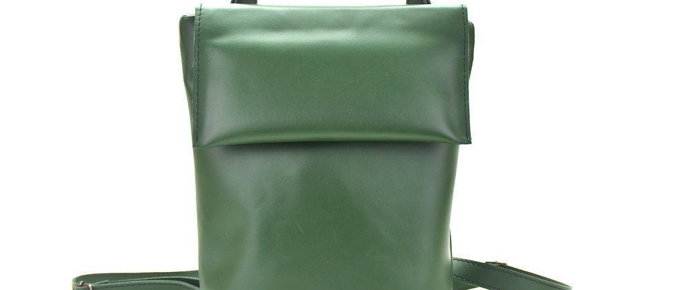 Batoh tmavě zelený