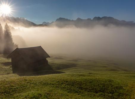 Landschaftsfotografie, so kann's gehen…