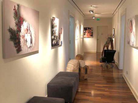 Baby Fotografie Ausstellung in Deggendorf