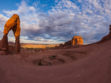 Photography addict heading for Arches National Park?