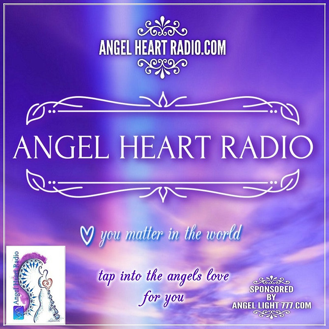 Angel Heart Radio on Blog Talk Radio