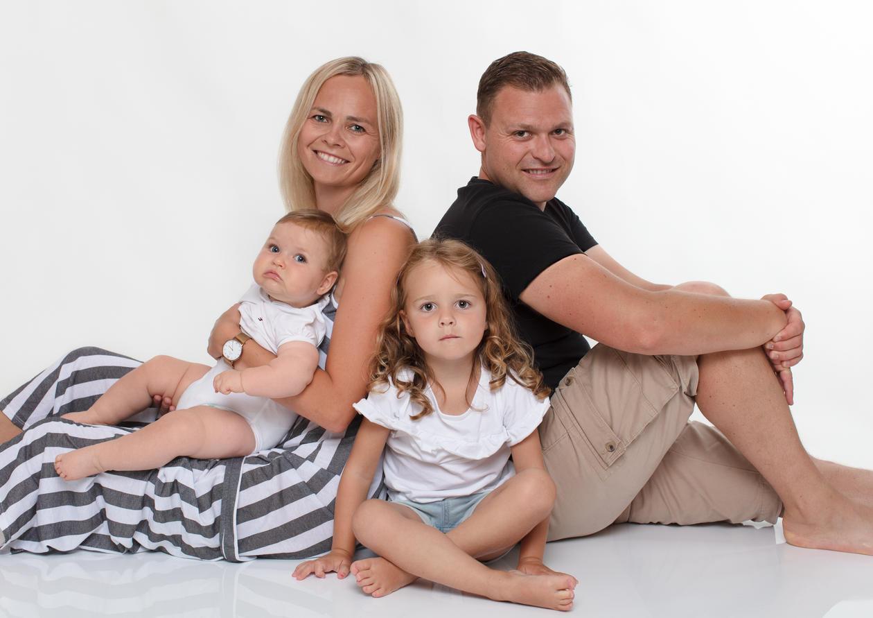 Familien Fotografie