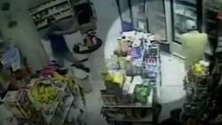 Surveillance Footage of Criminals