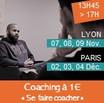 Votre séance de coaching à 1€