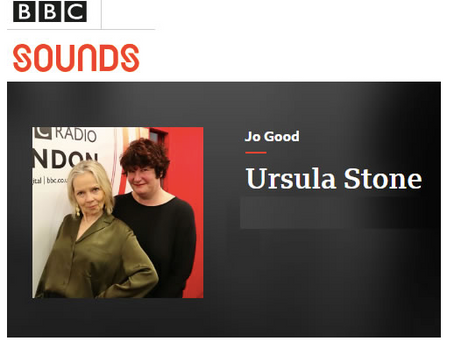 Jo Good - Ursula Stone, Dr Aoife Abbey and Nicky Haslam - BBC Sounds