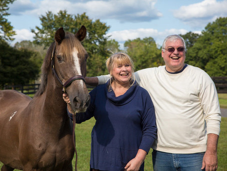 Nalani Horse Rescue: Who Rescued Whom?