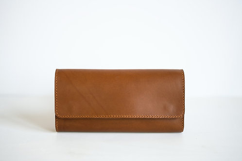 Long Folded Wallet