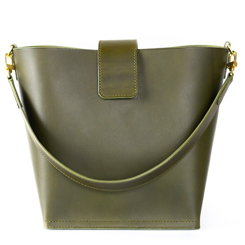 The Pail in Olive
