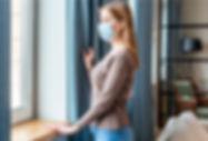 Parent dealing with coronavirus pandemic