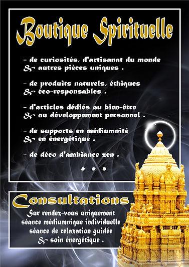 Boutique Spirituelle officielle de l'auteur de coffrets de cartes à succès Dylan Collin / Morlaix / Finistère / Bretagne