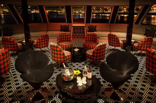 Uniworld The B The lounge