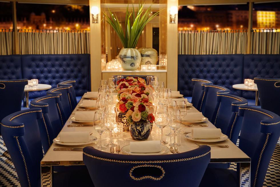 Uniworld - SS Beatrice - Restaurant