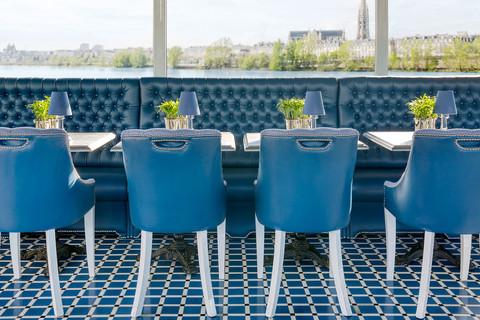 Uniworld Bon Voyage - Cafe du soleil