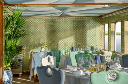 Uniworld Bon Voyage - Restaurant