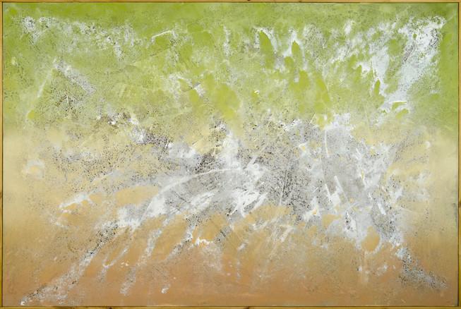 canvas_160x240cm Juni 2017 fLack& Acryl.