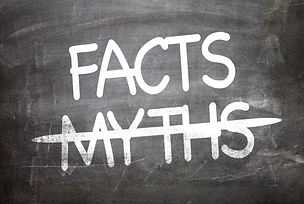 Facts Myths written on a chalkboard.jpg
