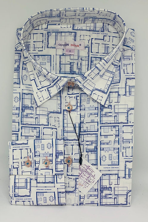 Coton Doux Womens 'Floor Plan'