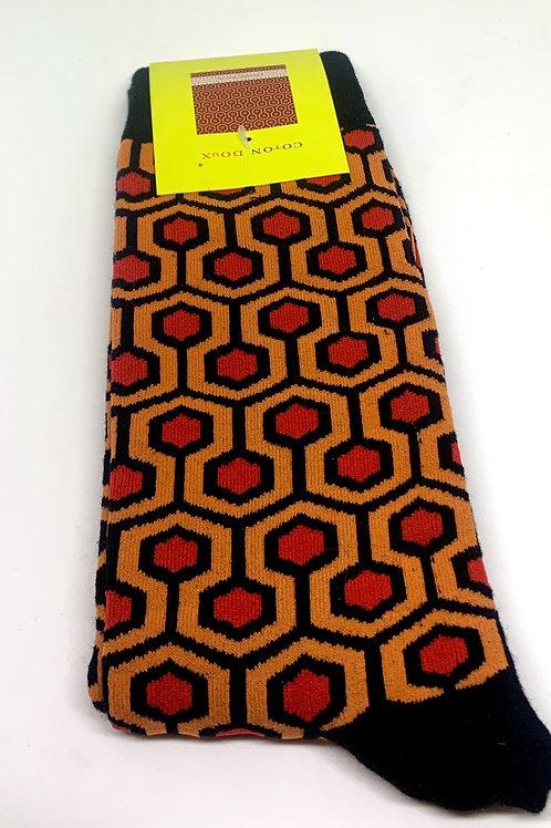 Coton Doux Socks 'Overlook'