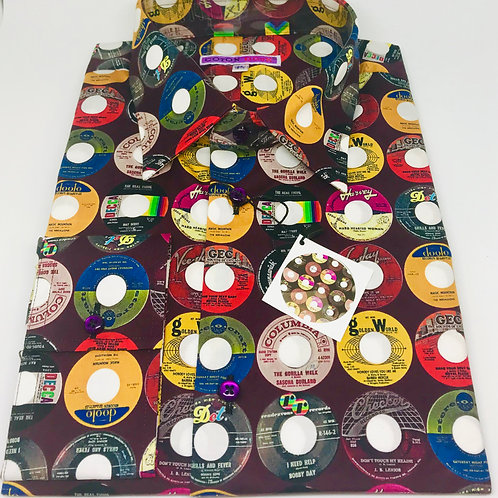 Coton Doux Mens Straight Cut 'Vinyl 7'