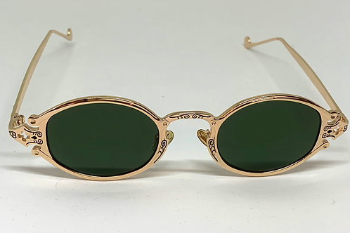 Sunglasses 'Etched Oval'