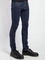 TrippNYC Mens Skinny Classic Blue Jeans