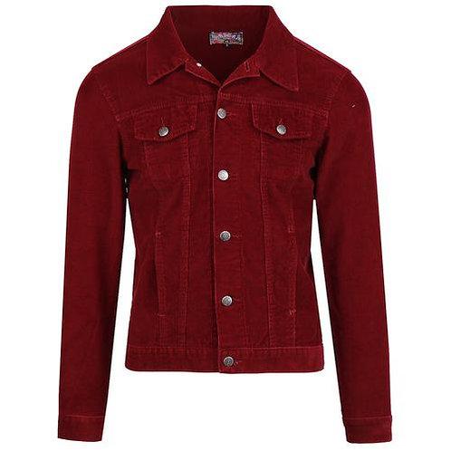 Madcap Cord Jacket Tawny Port