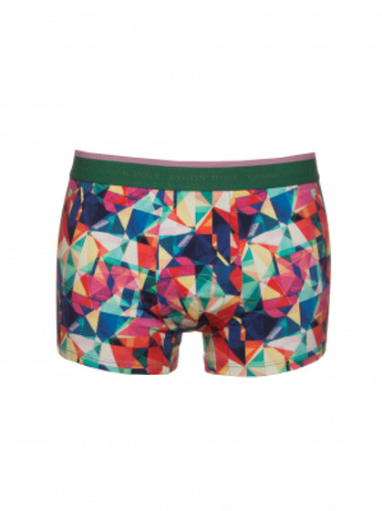 Coton Doux Mens Boxer Briefs 'Refraction'