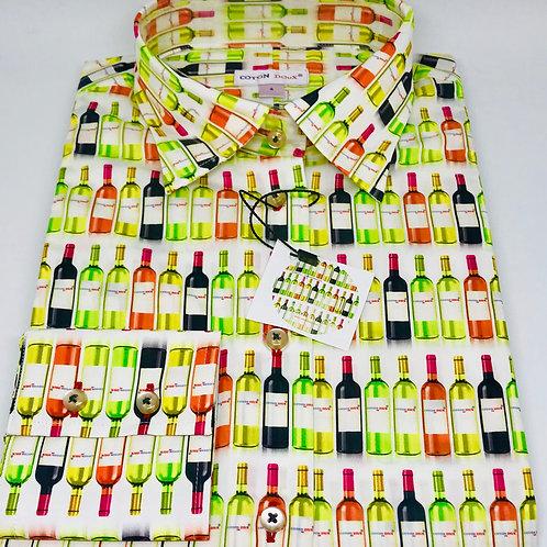 Coton Doux Womens 'Wine Bottles'