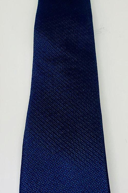 Coton Doux Mens Tie 'Shimmer Blue'