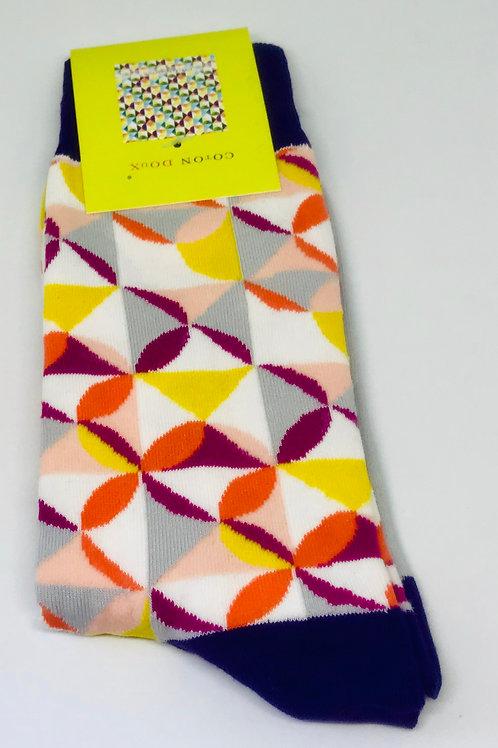 Coton Doux Socks 'Contempo'