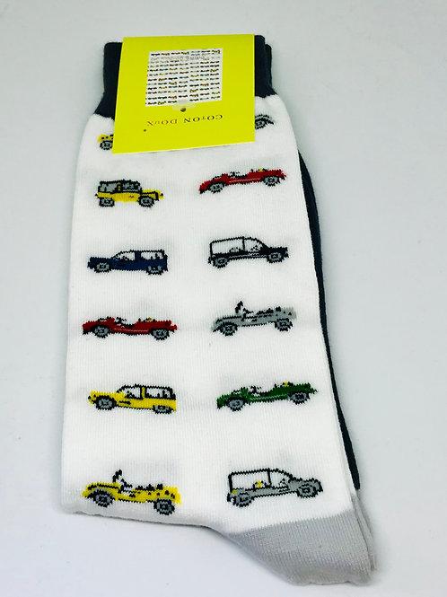 Coton Doux Socks 'Convertibles'