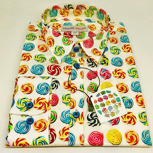 Coton Doux Kids Shirt 'Lollipop'