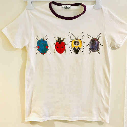 Madcap Beetles T-shirt