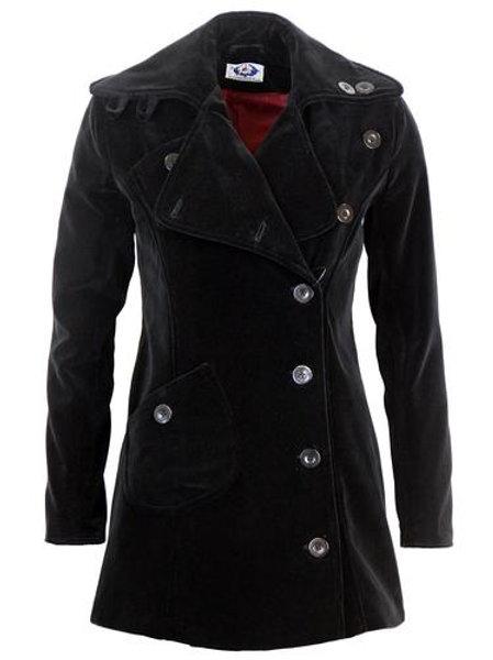 Madcap Womens Velvet Coat 'Grace'