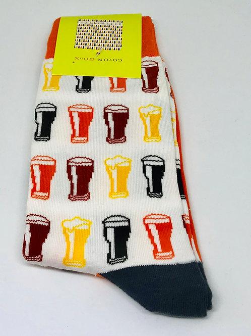 Coton Doux Sock 'Beer'