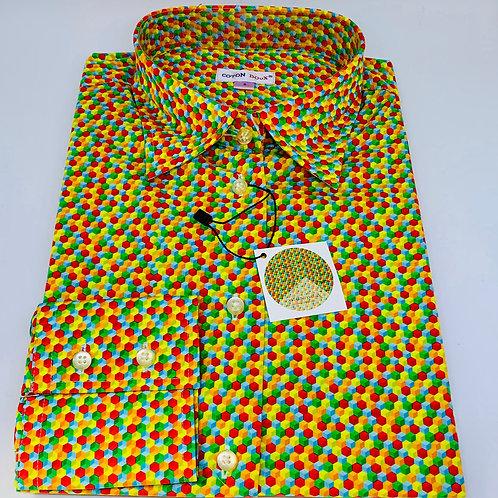 Coton Doux Womens 'Cubes'