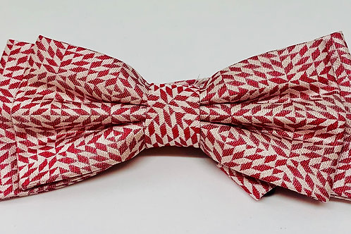 Coton Doux Bowtie 'Superstar Red'