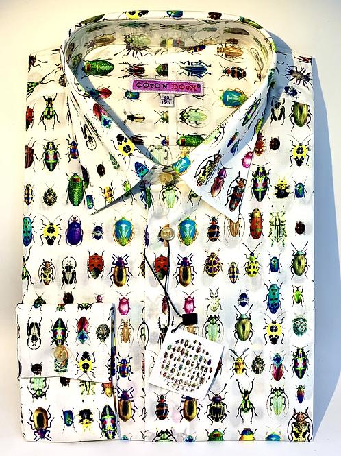 Coton Doux Mens Straight 'Beetle Parade'