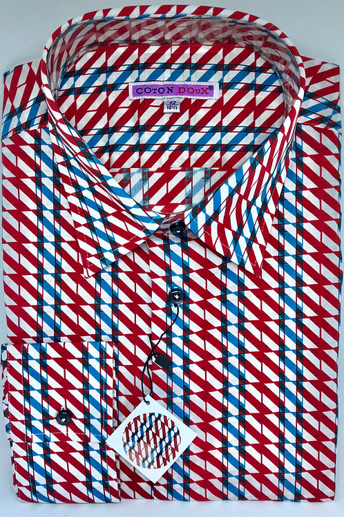 Coton Doux Mens Straight 'Barbershop'