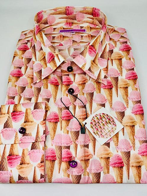 Coton Doux Mens Straight Cut 'Ice Cream Cones'