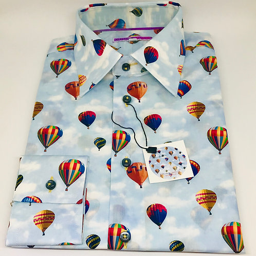 Coton Doux Mens 'Hot Air Balloons'