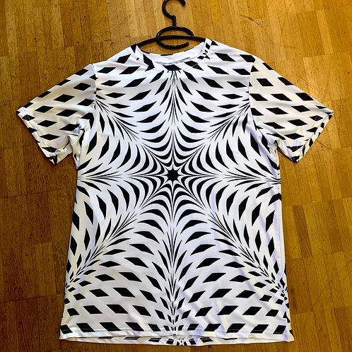 3D T Shirt 'Energy Pulse'