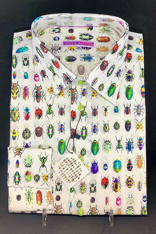 Coton Doux Mens 'Beetle Parade'