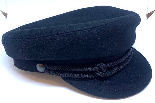 Sterkowski Hat 'Maciejowka 3 Fiddler' Black