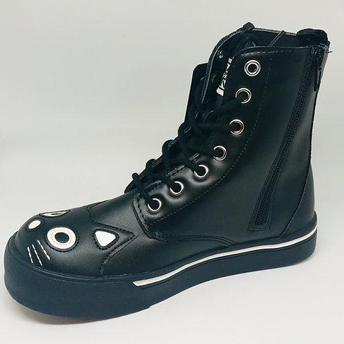 TuK A6570LL Kitty Combat Boot Sneaker