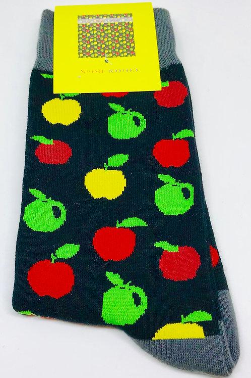 Coton Doux Socks DD3 'Apples'