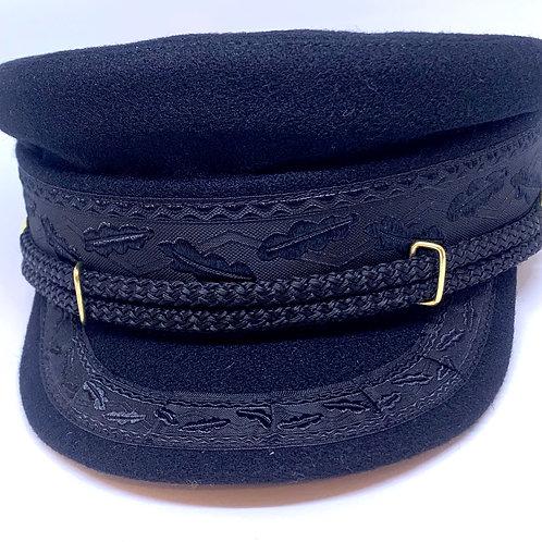 Sterkowski Hats 'Hamburg' Black