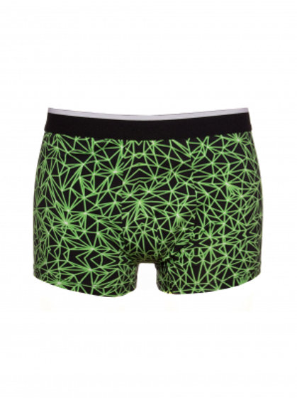 Coton Doux Mens Boxer Briefs 'Matrix'